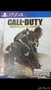 للبيع شريط Call of Duty بلايستيشن 4
