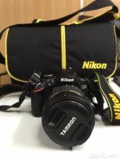 nikon D3200 للبيع