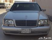 مرسيدس شبح S600 موديل 1998 نضيف