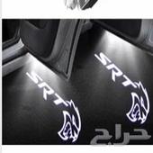 car door LED logo lights