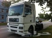 للبيع  شاحنة مان TGA 18.410 موديل 2002