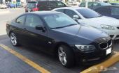 BMW 320i COUPE 2011 ممشى 69 الف كم