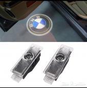 بروجكتر الترحيب للابواب بشعار BMW
