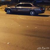 BMW 740 IL model 1996