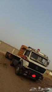 شاحنة مرسيدس ثقيل