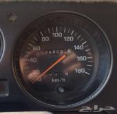 تويوتا لاند كروزر 1989 رصاصي للبيع gx
