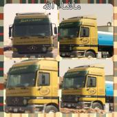 شاحنة مرسيدس للبيع