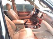 جيب لكزس 2004 فئةLX470 سعودي  نظيف ومشروط