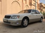 Ls 400 مديل 1998 امريكي لوح دبي للبيع