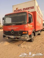 للبيع مرسيدس اتيكو ( شاحنه صغيره ) موديل 2000