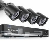 تركيب كاميرات مراقبة وانظمة مكتبية