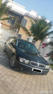 بي ام دبليو (730 ال اي) BMW 730LI للبيع