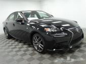 للبيع لكزس 2014 Lexus IS-F 350 اسبورت اسود