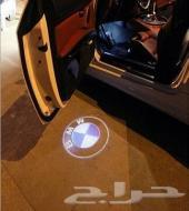 بروجكتر الأنوار الترحيبية لسيارات BMW - من غير فك ديكور