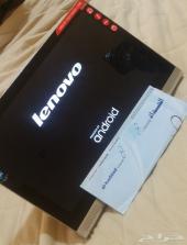للبيع جهاز لينوفو معه كاميرا بروجكتر