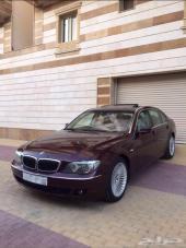 BMW 730 موديل 2008