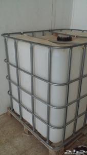 خزان ماء ابوشبك ألف لتر نظيف البيع ب 220