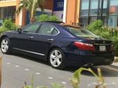 لكزس LS 460 2012 (اصفار ) فل كامل للبيع