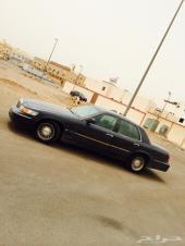 فورد قراند ماركيز 1999 سعودي
