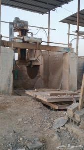معدات مصنع حجر طبيعى للبيع