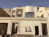 للبيع فيلا مع شقه  تشطيب فاخر بغرب الرياض.