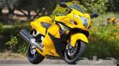 للبيع دباب هايبوزا جديد زيرو 2013 اللون اصفر