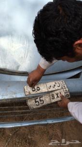 كورولا 2012 للبيع مصدومة