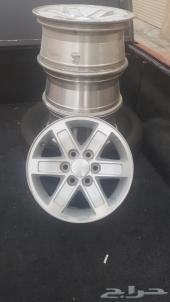جنوط GMC سييرا