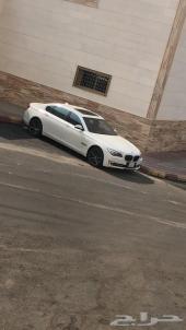 BMW 730 li 2014 فل كامل