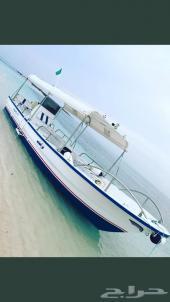 قارب لنش بوت أملج