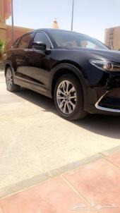 مازدا CX9 فل كامل موديل 2019