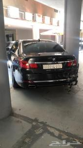 BMW 740Li  2013