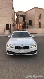 البيع BMW مقاس 520 موديل 2016