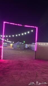 مخيم الوليد متاح اليوم بأسعار خاصة