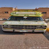 سيارة آيس كريم GMC