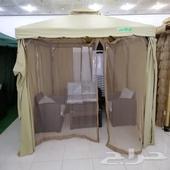 خيمة ومرجيحة