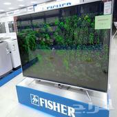 شاشات تلفزيون سمارت 4k UHD نت فلكس