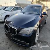 BMW 2009 750