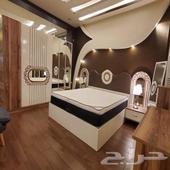 غرفة نوم تركية جديدة بالكرتون