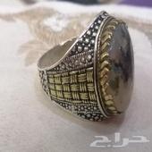 مزاد على السوم خاتم مرجاني((المزاد ساعتين))