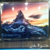شاشات تلفزيون سمارت LED دقه عاليه 4k توصيل