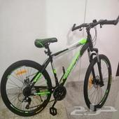 سيكل دراجة رياضية اباتشي APACHE