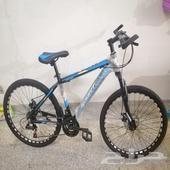 دراجة سيكل مقاس 26 رياضي سعر 690 ريال