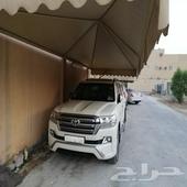 لاندكروزر 2017 VXR1 سعودي