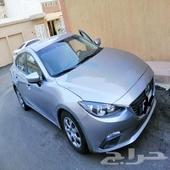 سيارة مازدا 3 2015 للبيع في الرياض
