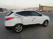 الرياض - توسان موديل 2013 مفحوص