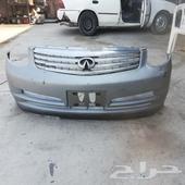 للبيع صدام انفنتي جي 35 يركب من 2003 إلى 2006