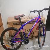 عرض خاص سيكل مع 8 هدايا دراجة رياضية اباتشي