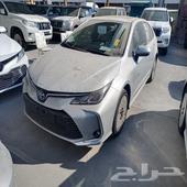 تويوتا كرولا موديل 2021سعودي فتحه 1500سي سي