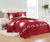 مفارش سرير شتوية خامات وألوان راقية و أنيقة